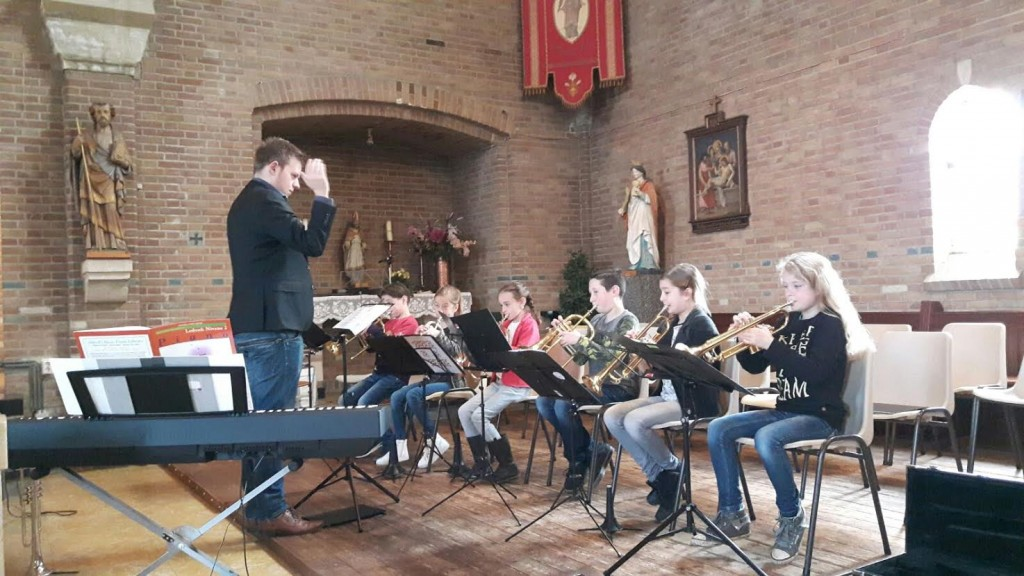 B-Orkest - Palmpasen 2016